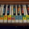 Piano Numbers Courtesy Flickr User Tisue